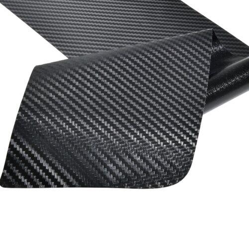 Ladekantenschutz Folie Lack Schutz in Carbon Optik für BMW X5 F15 ab 2013