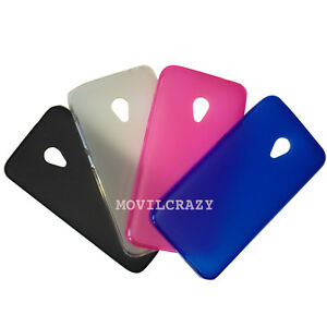 huge selection of 53842 a2200 Details about PROTECTIVE CASE FOR ALCATEL U5 (4G) U5 (3G) RUBBER TPU  SILICONE SOFT COVER