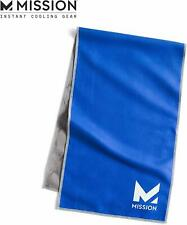 Mission Enduracool Cooling Towel Black Blue Pink Flag Americana Lime Peony NEW