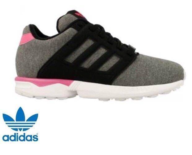 Royaume-Uni Taille 3.5 Adulte Adidas Originals 'ZX Flux 2.0' Baskets-