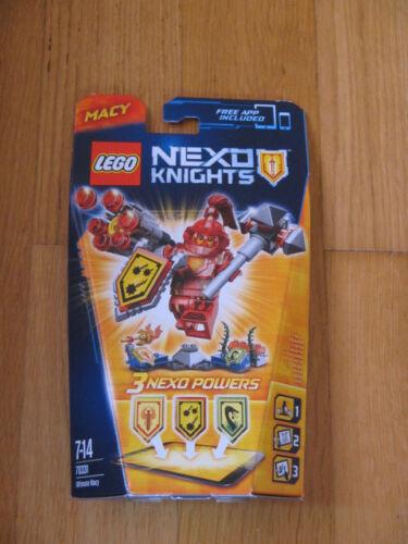 LEGO NEXO KNIGHTS   new nuovo various available