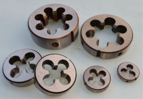 "New 1pc HSS Right Hand Die 1/""-18UNS Dies Threading 1-18UNS"