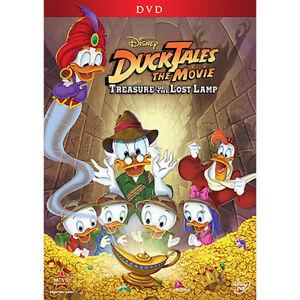 Disney-Ducktales-The-Movie-Treasure-of-the-Lost-Lamp-Kids-DVD-2015-Scrooge