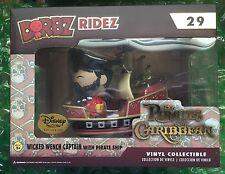 Pirates WICKED WENCH DORBZ RIDE Funko Pop Disney Treasures Exclusive Rare Sold