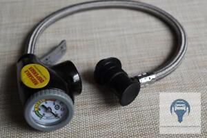 Druckmanometer-Fuellmanometer-Klimaanlagen-R134a-fuer-Eigentumsflasche-SAE-5-16