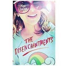 The Disenchantments, LaCour, Nina, Good Condition, Book