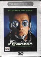 Il 6° Giorno DVD Digipack Ed. SUPERBIT Arnold Schwarzenegger Nuovo Sigillato