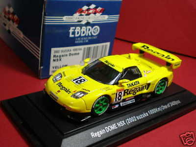 1 43  EBBRO 357 regain Dome NSX 2002 Suzuka 1000 Km  bien vendre partout dans le monde