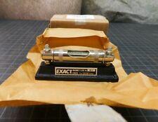 Vintage Exact Machinist Level 4 New Old Stock Model 96 4