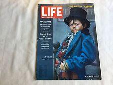 Life En Espanol May 19 1969 Marlboro Ad Back Cover