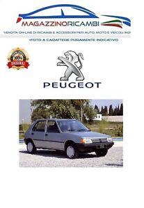 PORTA-ANTERIORE-SINISTRA-PEUGEOT-205-ORIGINALE-9002F0