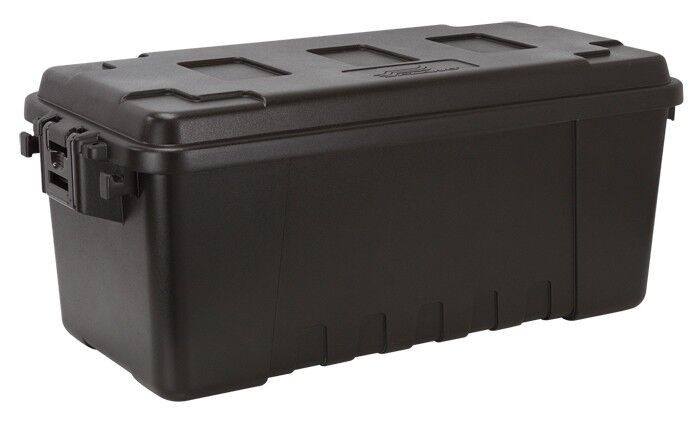 Plano Tactical trunk caja exterior camping box case pastillero 64 LTR negro