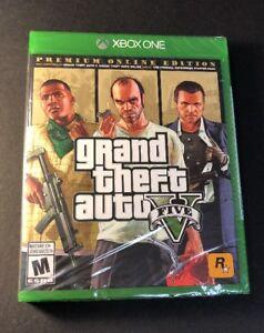 Grand Theft Auto V Premium Online Edition [ GTA 5 / GTA V