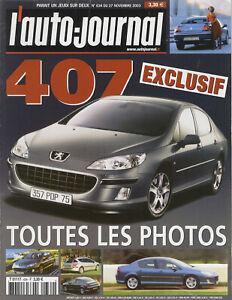 L-039-AUTO-JOURNAL-n-634-27-11-2003-JAGUAR-R-D6-VOLVO-S40-AUDI-A3-3-2-V6-THESIS