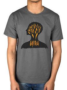 official gojira headcase t shirt godzilla metal terra incognita joe new merch ebay. Black Bedroom Furniture Sets. Home Design Ideas