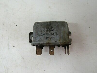 For Porsche 356 12v Volt Starter Relay Kit