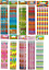 Novelty-Pencils-With-Eraser-Tip-School-Stationery-Gift-Loot-Party-Bag-Filler thumbnail 1
