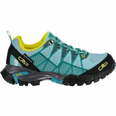 Volitivo Cmp Trekking Scarpe Outdoorschuh Tauri Low Wmn Trekking Shoe Wp Blu Chiaro-mostra Il Titolo Originale I Consumatori Prima