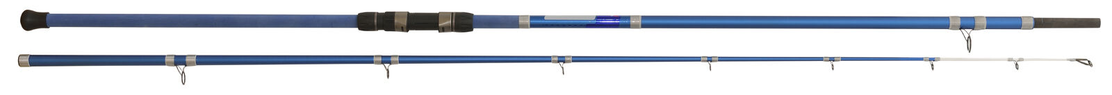 Shakespeare Agility 2 2 2 13ft & 12ft Rough Ground RG Surf Sea Fishing Rod 672adc