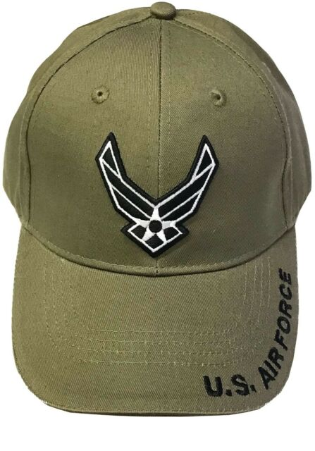 dfcf675e9fc Military US Air Force Hat Logo Embroidered Men s Cap Coyote Brown Lowest  Price