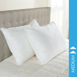 ENVIROLOFT® DOWN ALTERNATIVE PILLOW – MEDIUM DENSITY - STANDARD JUMBO QUEEN KING