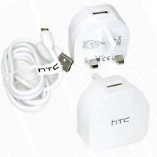 Genuine HTC Desire 650 Mains Wall Charger High Output 1.0A Wall Adapter TCB270