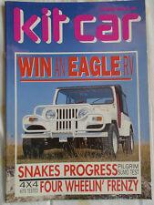 Kit Car Oct 1989 Pilgrim Sumo, 4x4 kits