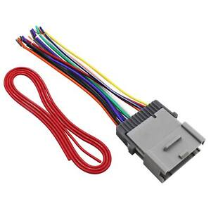 Details about 70-2003 In-dash Radio Wire Harness for GMC Sonoma w  on gmc sonoma rebuilt engine, gmc sonoma hood scoops, gmc sonoma brakes, gmc sonoma aftermarket parts, gmc sonoma seats, gmc sonoma sub box, gmc sonoma diagram, gmc sonoma tail lights, gmc sonoma bumper parts, gmc sonoma shocks, gmc sonoma dash, gmc sonoma repair manual,