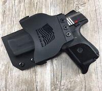 Owb Paddle Holster Ruger Sr 9 / 40 C Kydex Retention Sdh Sr9c Sr40c
