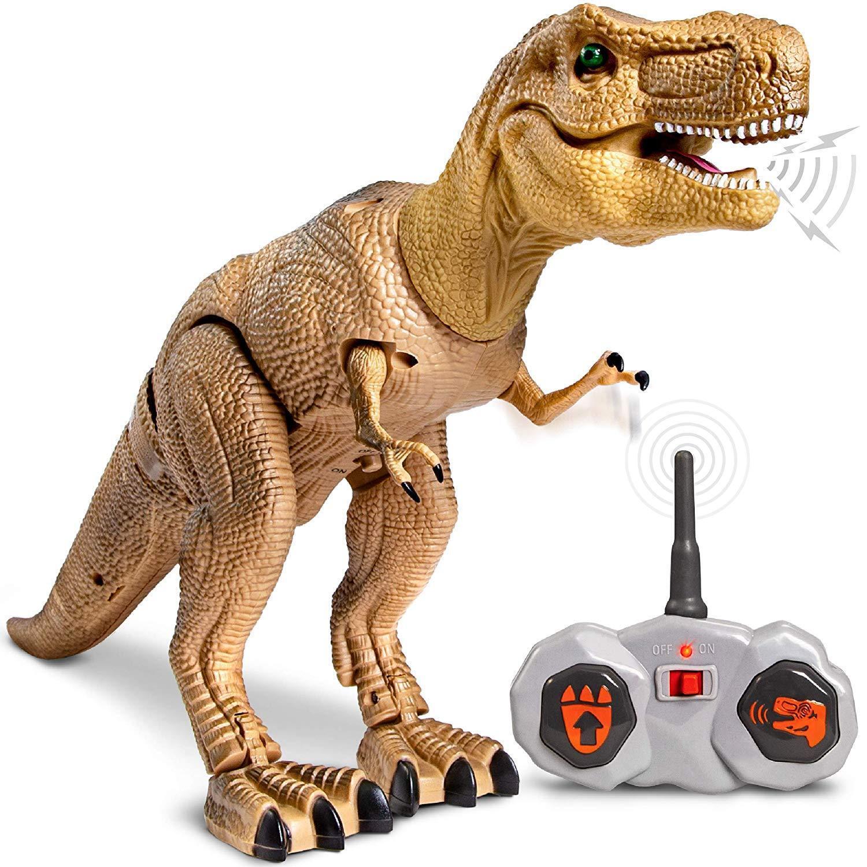 Discovery kids fernbedienung rc t - rex dinosaurier elektronischen spielzeug - actionfigur mov