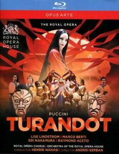 TURANDOT-THE-ROYAL-OPERA-USED-VERY-GOOD-BLU-RAY