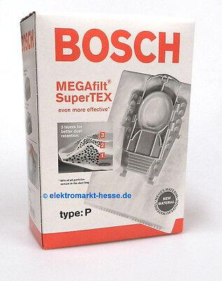 BBZ52AFP2U Original Bosch//Siemens Staubsaugerbeutel Typ P  462586