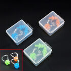 Silicone Swimming Ear plugs Water Sporting Protector Tool & Nose Clip & Case Set