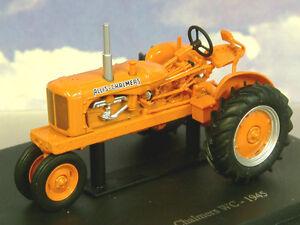 Traktor NEU orange SAME DA 12-1953 1:43 UH // Hachette