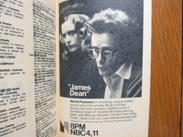 February 14, 1976 TV Guide(JAMES  DEAN/STEPHEN  McHATTIE/REDD  FOXX/KARL MALDEN)