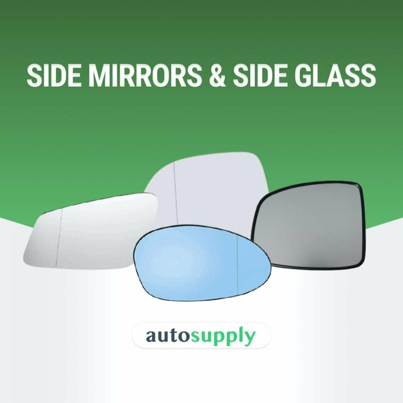 Supplier of Vehicle Side Mirrors & Glass | AutoSupply.co.za - Best Prices & Quick Delivery