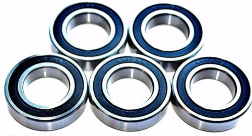 5 pack 61903 2rs 6903 17x30x7mm Thin Section SEALED HIGH PERFORMANCE BEARINGS