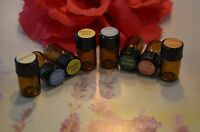 Doterra Essential Oil Samples You Pick Free Shipping (2.3ml Bottles Only)