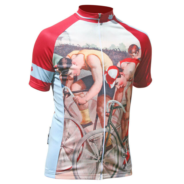 Impsport Retro Collection - Leading The Pack Sprinter Cycling Jersey