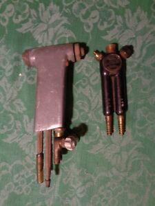Vintage Welder Parts junk drawer steam punk industrial art ...