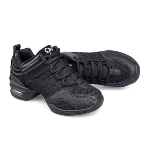 Mesh Dance Sneakers Women/'s Soft Outsole Modern Jazz Dance Fitness Shoes Hai12