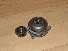 SUZUKI GSXR750-K9 GSXR 750 OEM ENGINE STARTER GEAR & SMALL COVER 2008/2009/2010