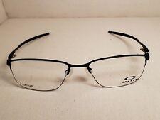 Oakley Lizard 2 Titanium Eyeglasses Frames Ox5120-0354 Satin Black RX 54m