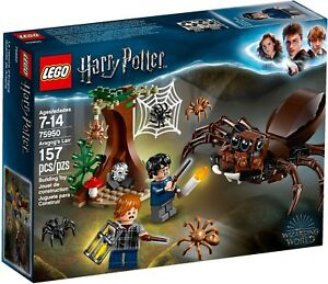 LEGO-Harry-Potter-75950-Aragogs-Versteck-Aragog-039-s-Lair-Neu-amp-OVP