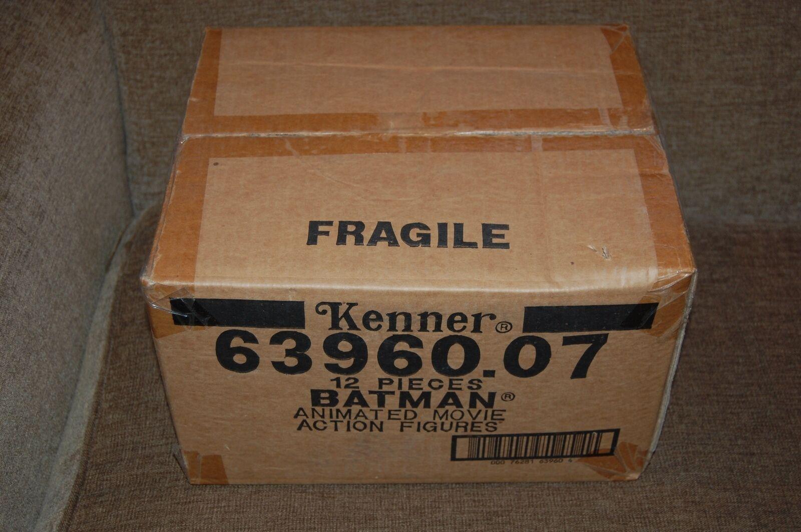 Batman Mask Of The Phantasm-Sealed Case of 12 Figures-Joker-Animated Series AFA