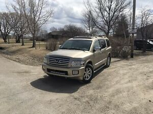 2004 Infiniti QX56|Clean Title|Safetied|7 Seater|