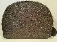 Mac Makeup Carrying Case Black With Silver Sparkles