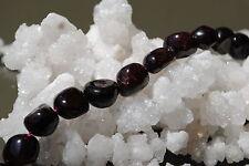 6 Granates de 12mm irregulares. Granat, Garnet, Granato, Grenat