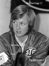 Ronnie Peterson STP March F1 Portrait 1971 Photograph 3