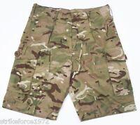 "NEW - Genuine Multicam MTP Combat Shorts - Size 31.5"" Waist - 30/80/96"